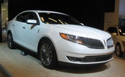 Lincoln MKS extended warranty quote