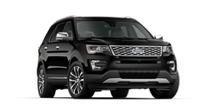 ford vehicle warranty for SUV's