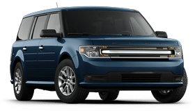 Official ford warranty for Flex