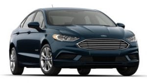 ford fusion extended warranty information
